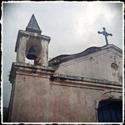 The Catholic church in Picinguaba