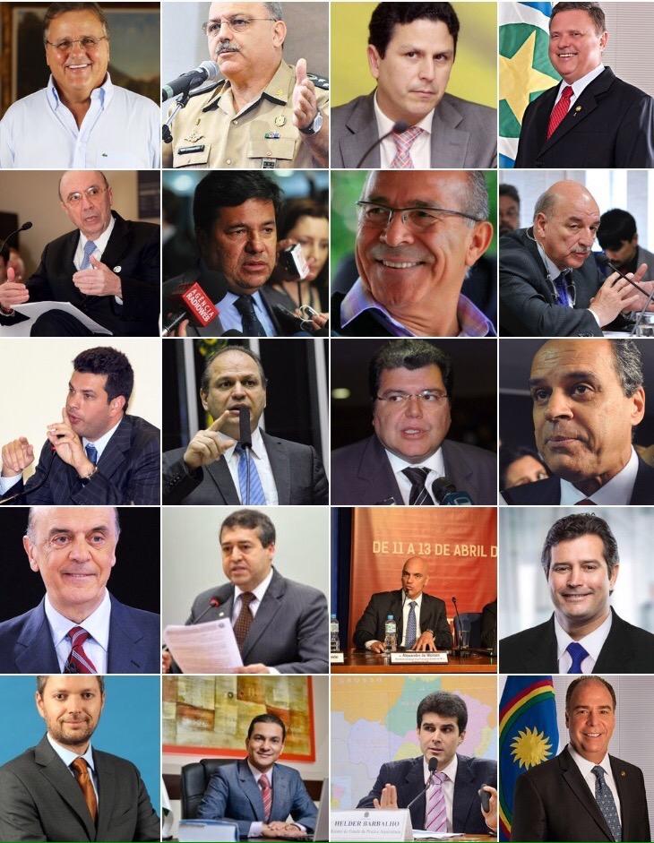 The Brazilian cabinet